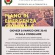 28 febbraio ore 20.45 in Comune ASSEMBLEA PUBBLICA: presentazione PROGETTO SCUOLA ZERO SEI ANNI.