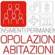 CENSIMENTO ISTAT DELLA POPOLAZIONE